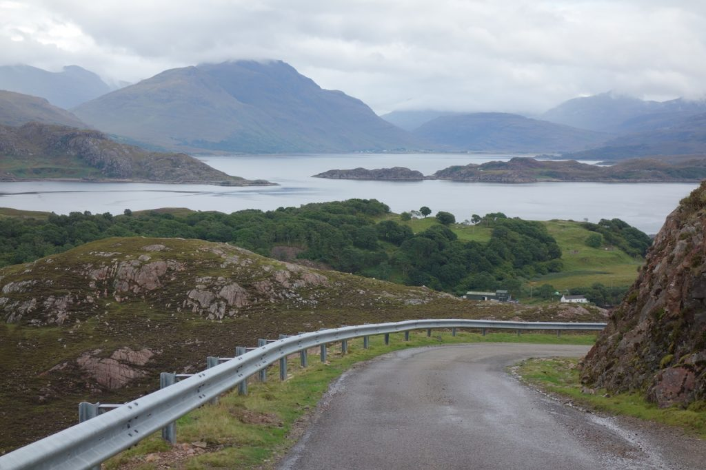 Coastal Road Trip, Loch Torridon, Kenmore