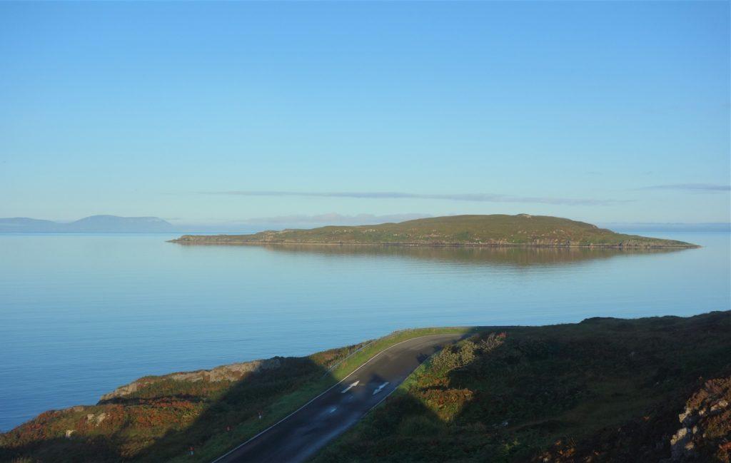 Coastal Road Trip, Gairloch, Loch Gairloch, Longa Island, Sunrise