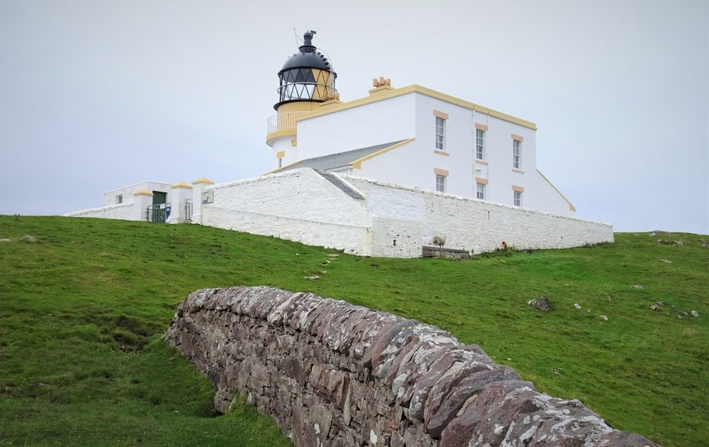 Coastal Road Trip, Stoer Lighthouse