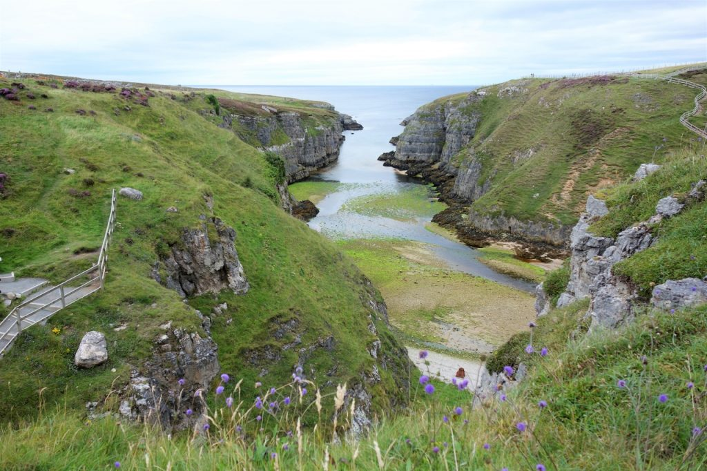 Coastal Road Trip, Smoo Cave, Bay