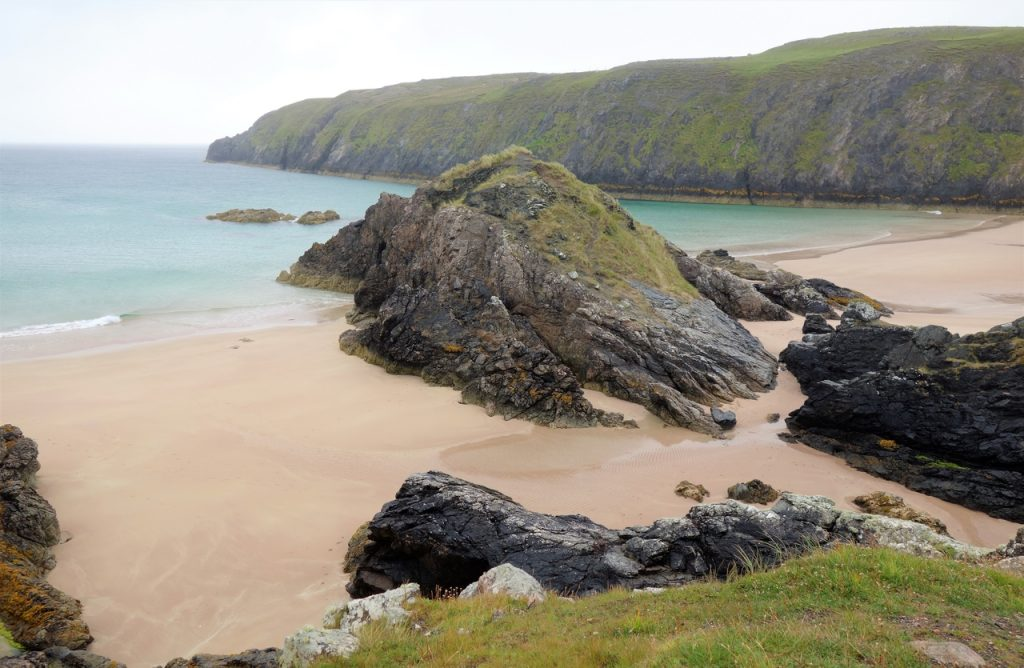Coastal Road Trip, Durness, Sango Bay, Sango Sands