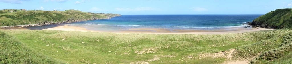 Coastal Road Trip, Strathy Beach