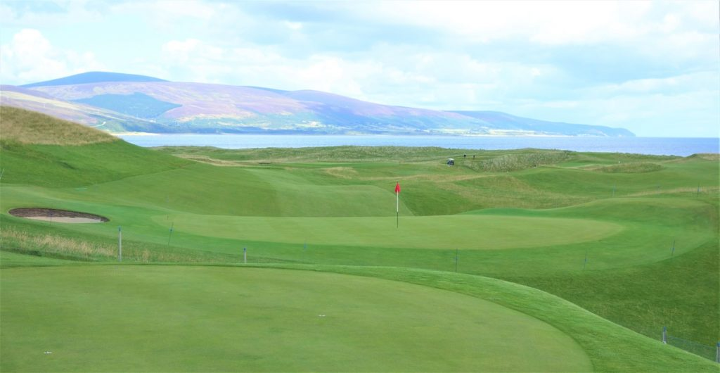 Coastal Road Trip, Brora, Golf Club, Golf Course
