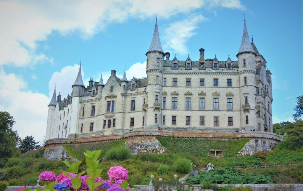 Coastal Road Trip, Dunrobin Castle