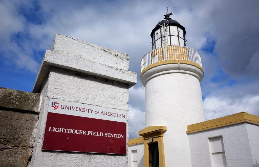 Coastal Road Trip, Cromarty, Lighthouse