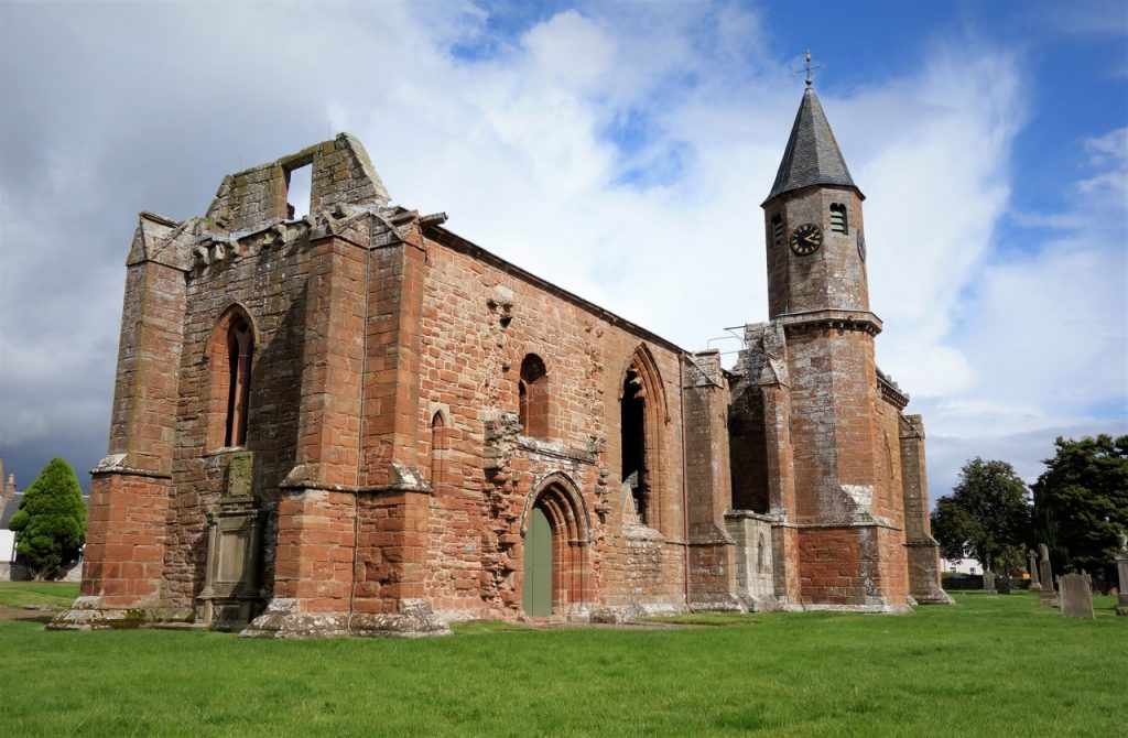 Coastal Road Trip, Fortrose, Cathedral