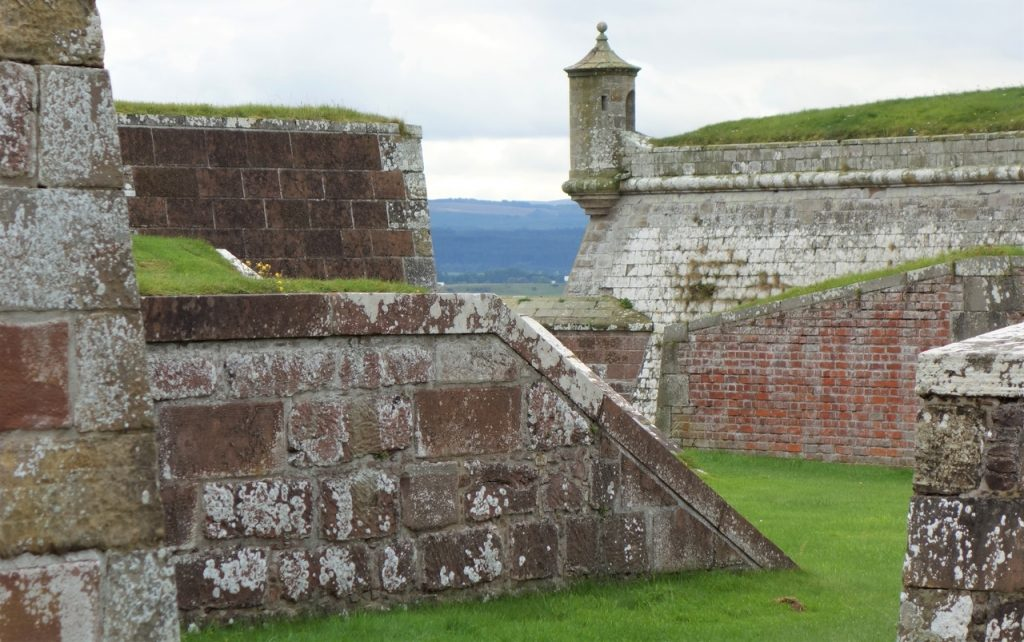 Coastal Road Trip, Fort George & The Highlanders' Museum, Walls