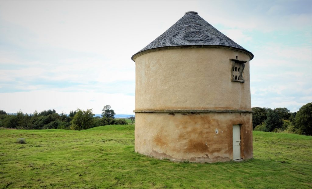 Coastal Road Trip, Boath Doocot