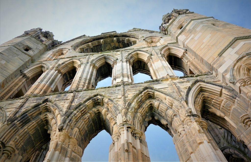 Coastal Road Trip, Elgin Cathedral, Historic Scotland