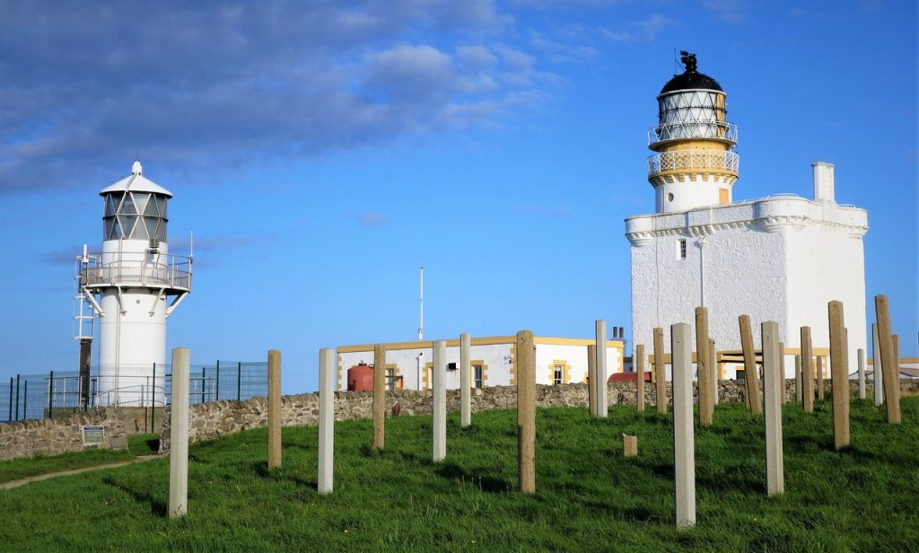 Coastal Road Trip, Fraserburgh, Museum of Scottish Lighthouses,