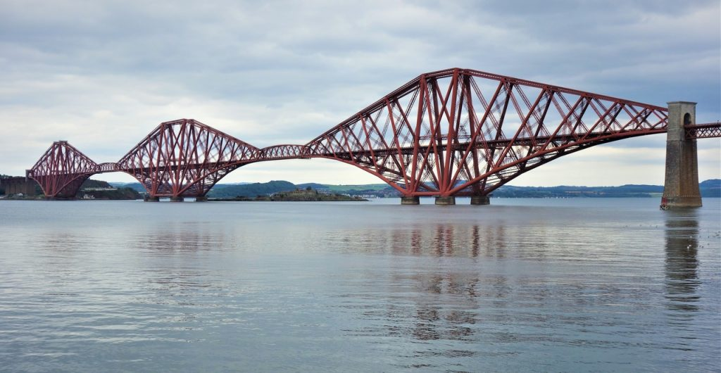 Coastal Road Trip, Firth of Forth, Forth Rail Bridge