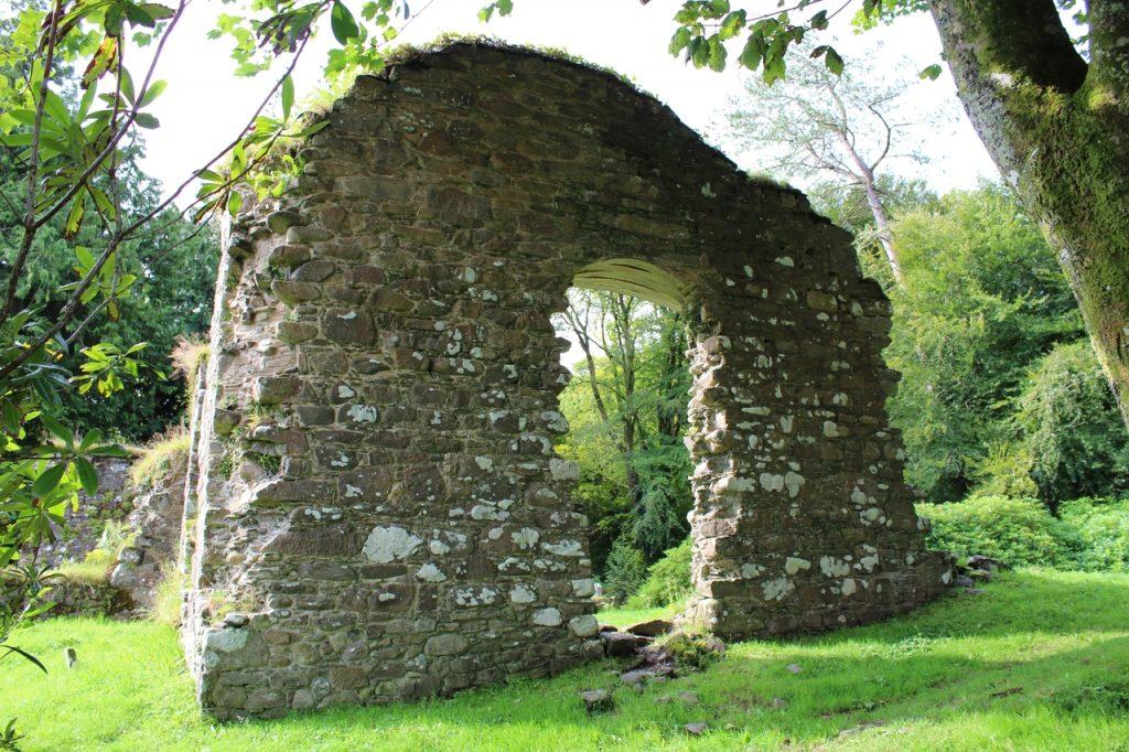 Coastal Road Trip, Saddell Abbey