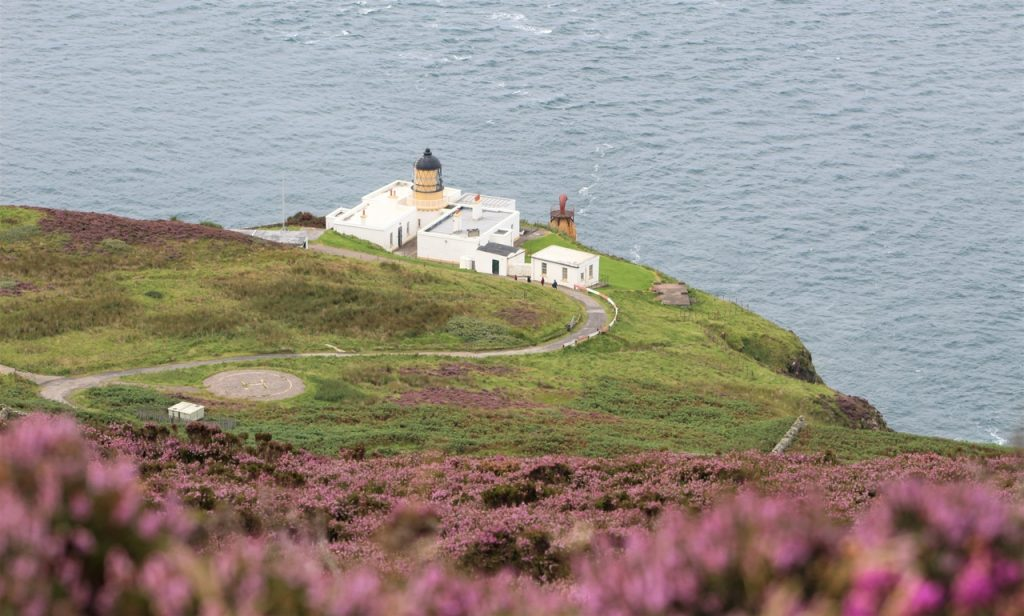 Coastal Road Trip, Mull of Kintyre Lighthouse