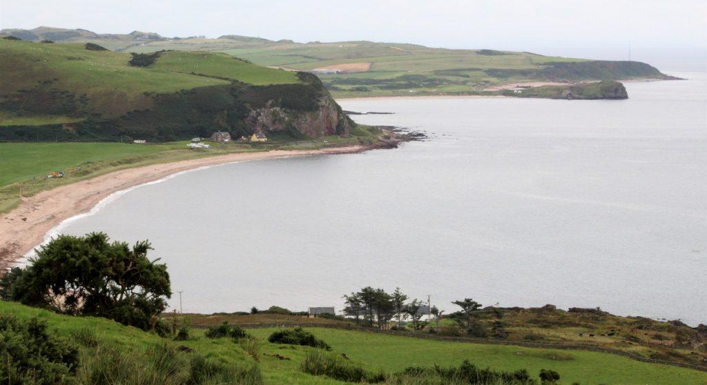 Coastal Road Trip, Carskey Bay