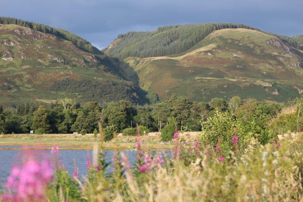 Coastal Road Trip, Kilninver, Loch Feochan