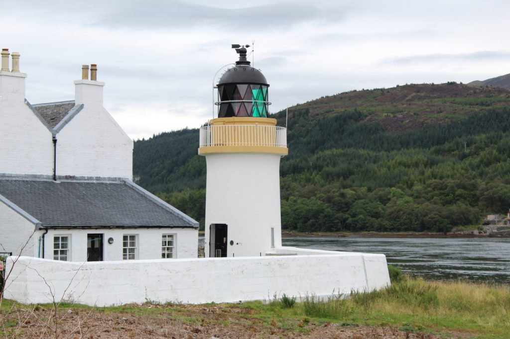 Coastal Road Trip, Corran Lighthouse
