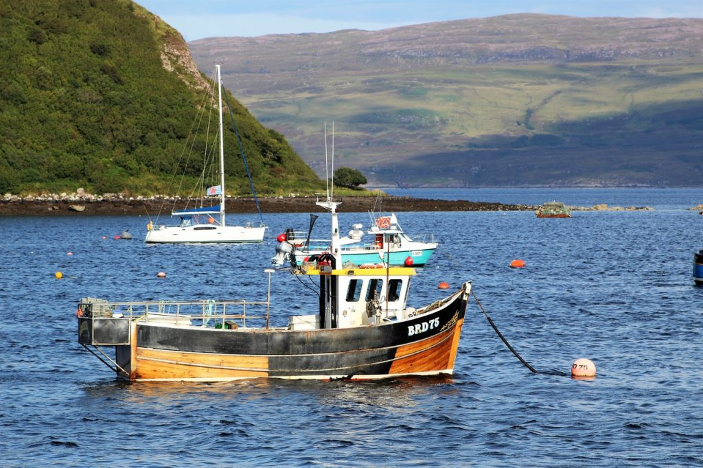 Coastal Road Trip, Portree