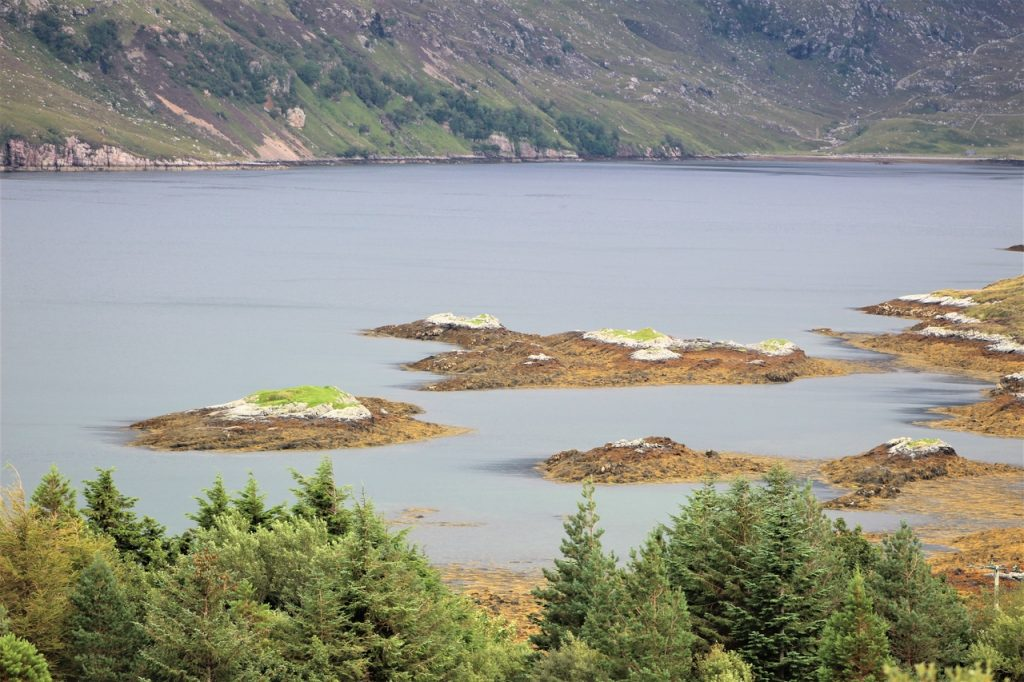 Coastal Road Trip, Kylesku, Loch Gleann Dubh