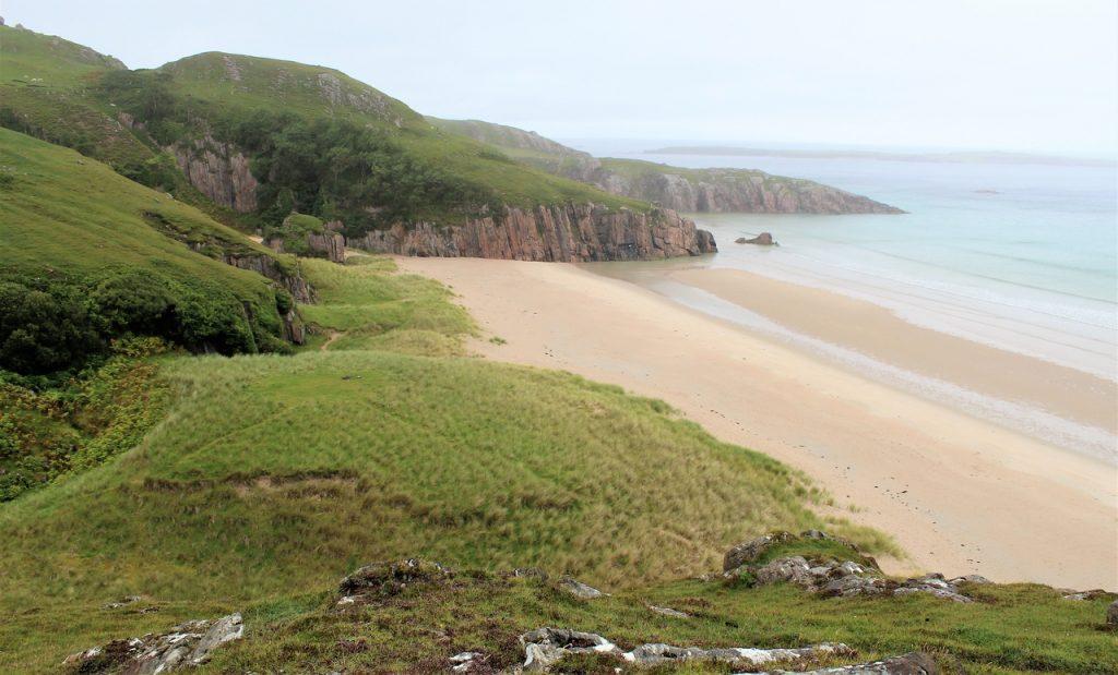 Coastal Road Trip, Durness, Ceannabeinne Beach