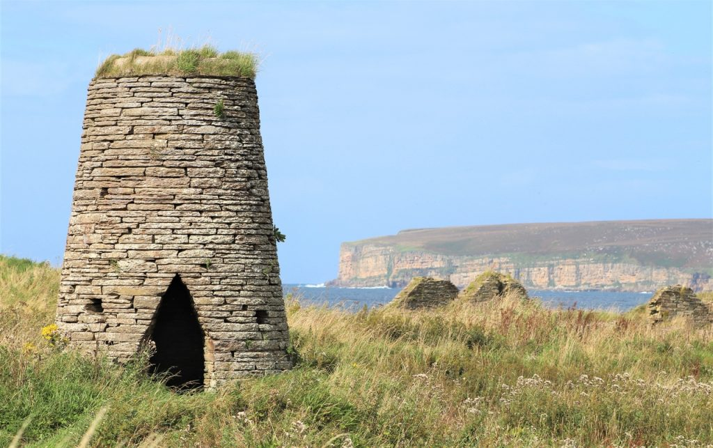 Coastal Road Trip, Dunnet Bay, Castlehill, Flagstone, Trail, Windmill, Dunnet Head