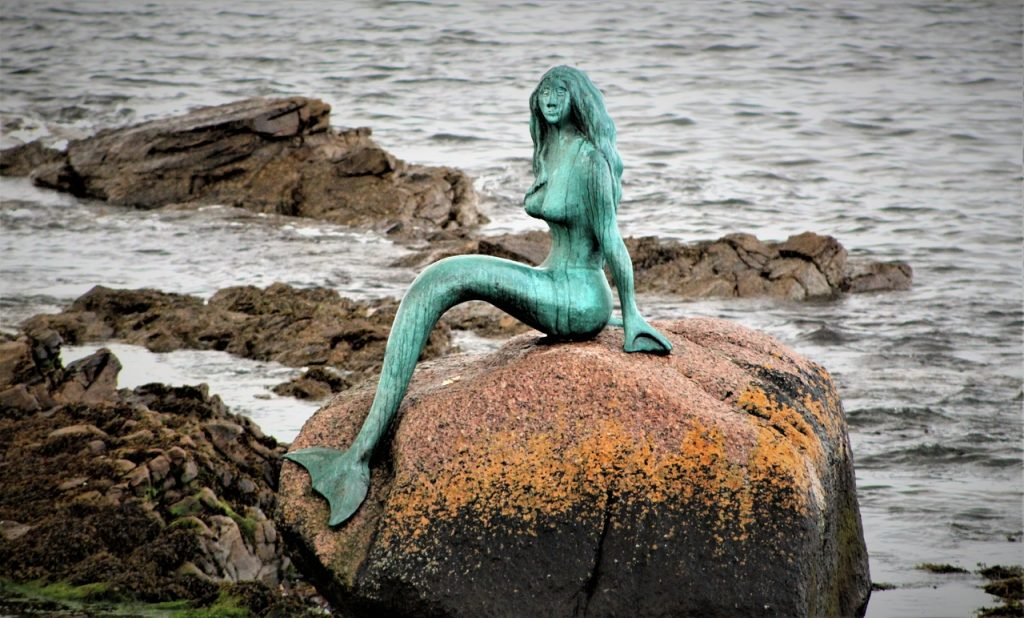Coastal Road Trip, Balintore, Mermaid of the North, Seaboard Villages