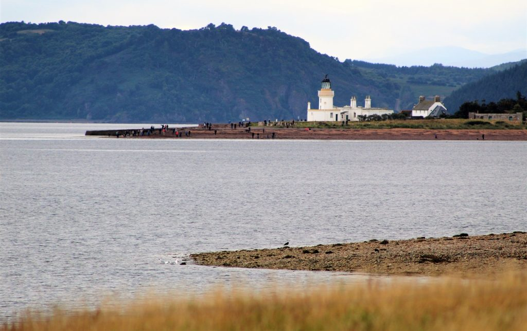 Coastal Road Trip, Fort George & The Highlanders' Museum, Chanonry Point, Lighthouse