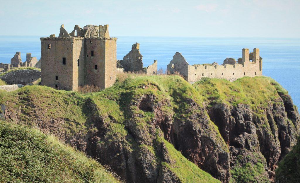 Coastal Road Trip, Dunnottar Castle, Stonehaven