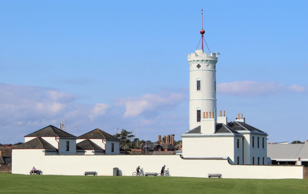 Coastal Road Trip, Arbroath Signal Tower Museum