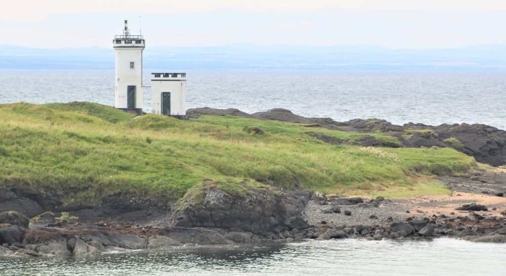 Coastal Road Trip, Elie Ness Lighthouse