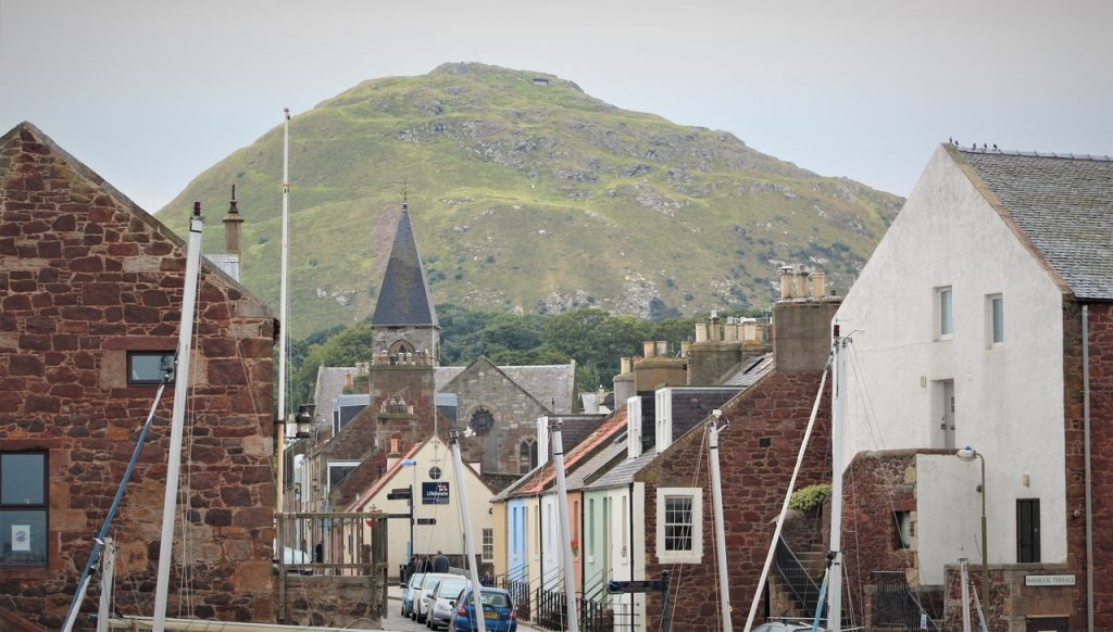 Coastal Road Trip, North Berwick, Law