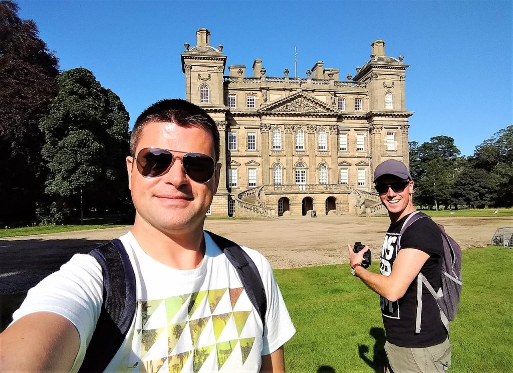Coastal Road Trip, Banff, Duff House, Historic Scotland, Julian, Jarno