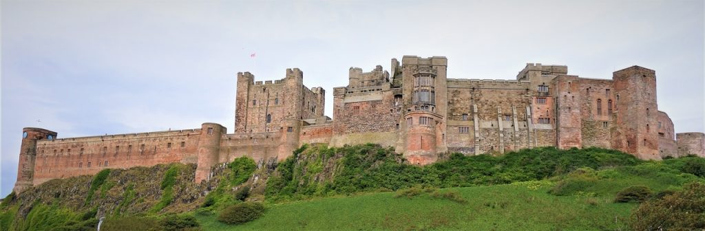 Coastal Road Trip, Bamburgh Castle