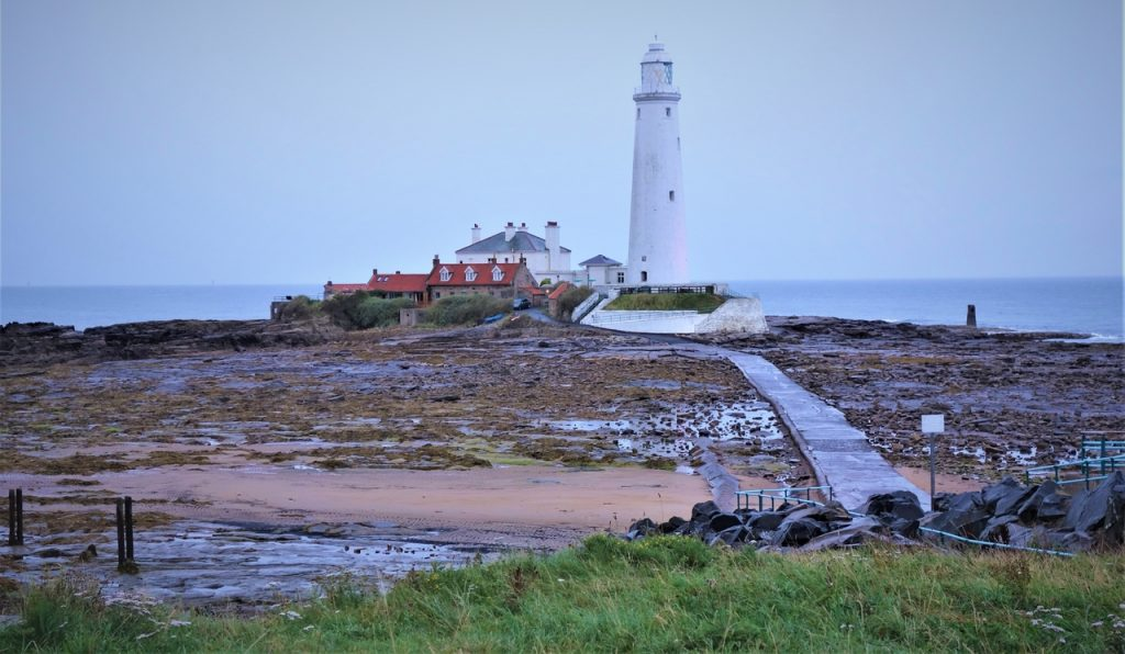 Coastal Road Trip, St Mary's Lighthouse
