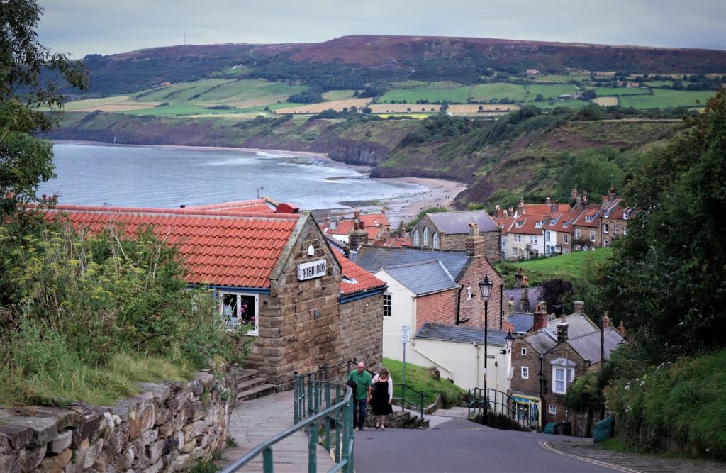 Coastal Road Trip, Robin Hood's Bay