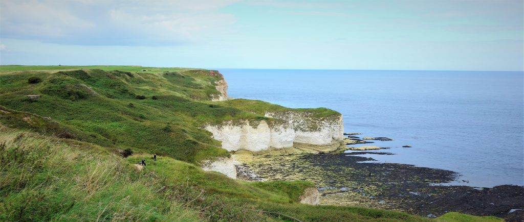 Coastal Road Trip, Flamborough Head, Cliffs. Coast