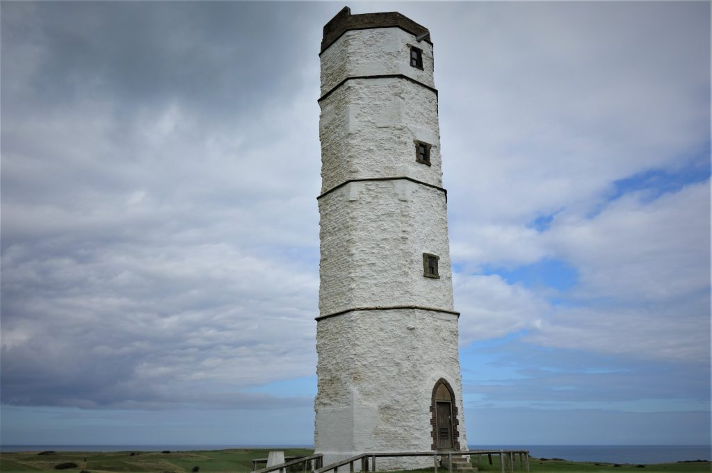 Coastal Road Trip, Flamborough Head, Old Lighthouse