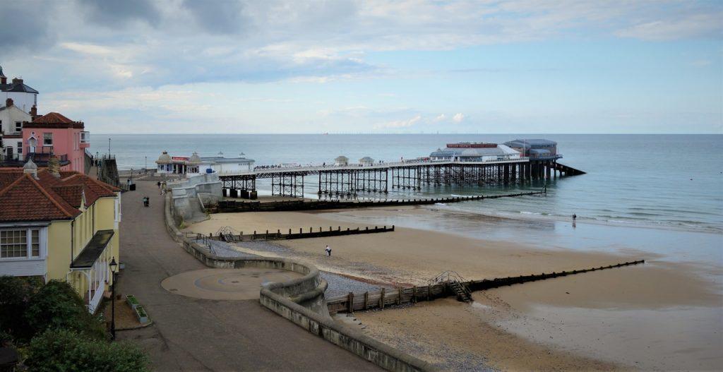 Coastal Road Trip, Cromer, Pier