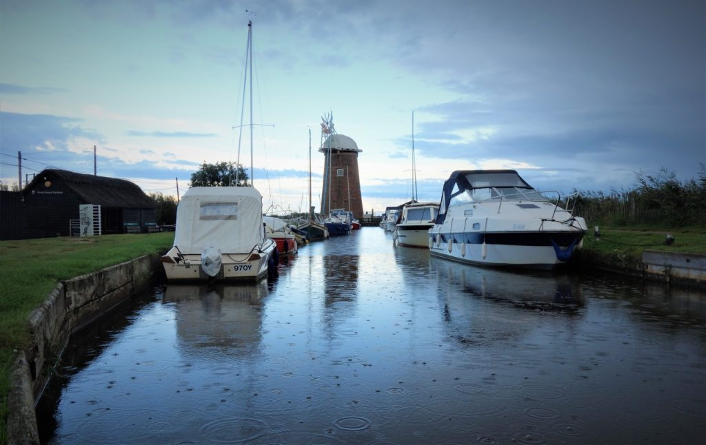 Coastal Road Trip, Horsey, Horsey Windpump, National Trust