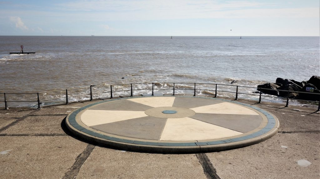 Coastal Road Trip, Lowestoft, Ness Point, Euroscope, John Wylson, Most Easterly Point of Britain