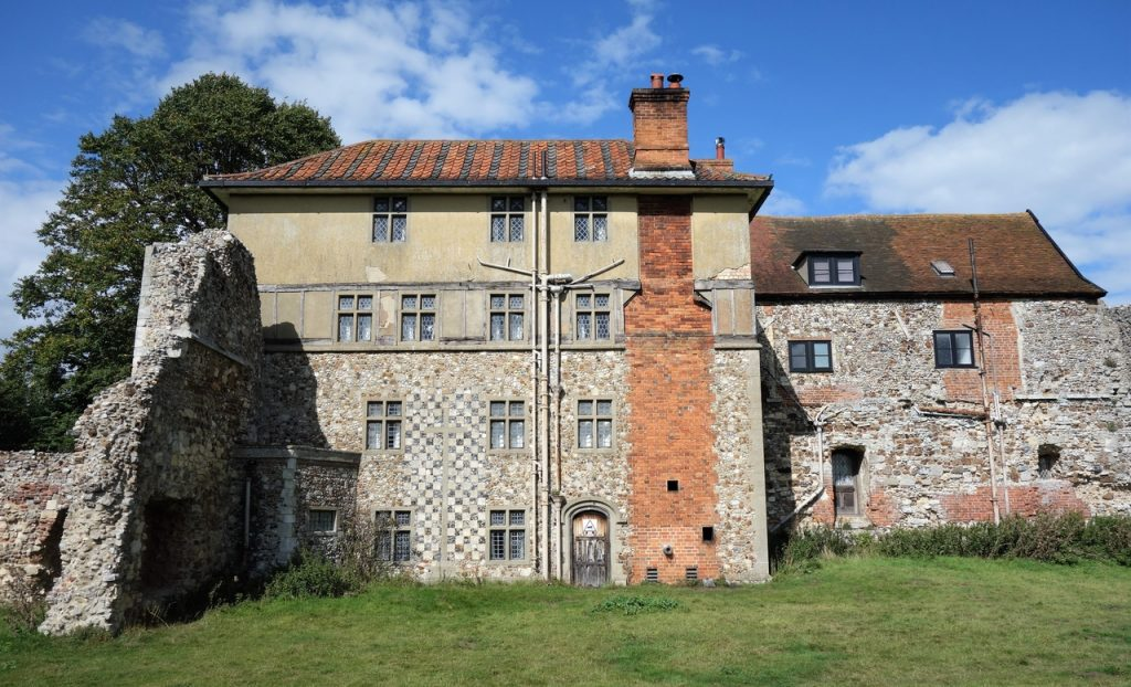Coastal Road Trip, Leiston Abbey House, Theberton, Leiston, Suffolk, English Heritage