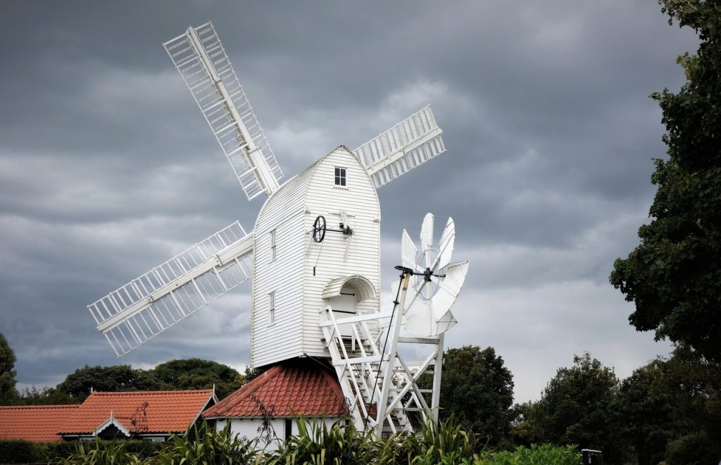 Coastal Road Trip, Thorpeness, Windmill, Leiston, Suffolk