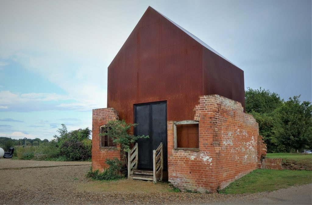 Coastal Road Trip, Snape Maltings, Dovecote Studio, Snape, Suffolk