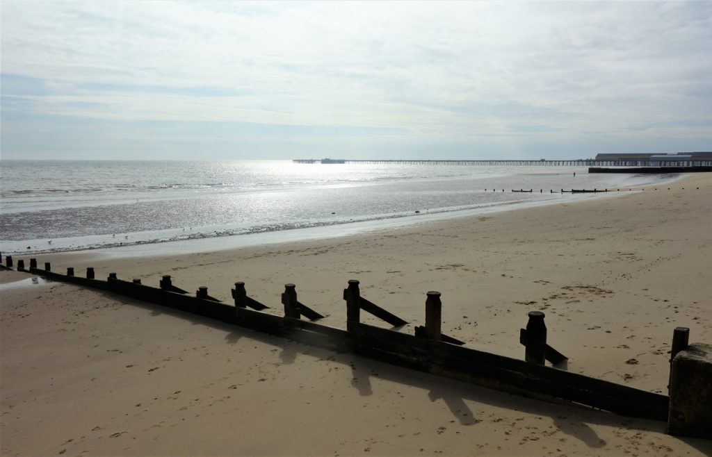 Coastal Road Trip, Walton on the Naze, Beach, Pier