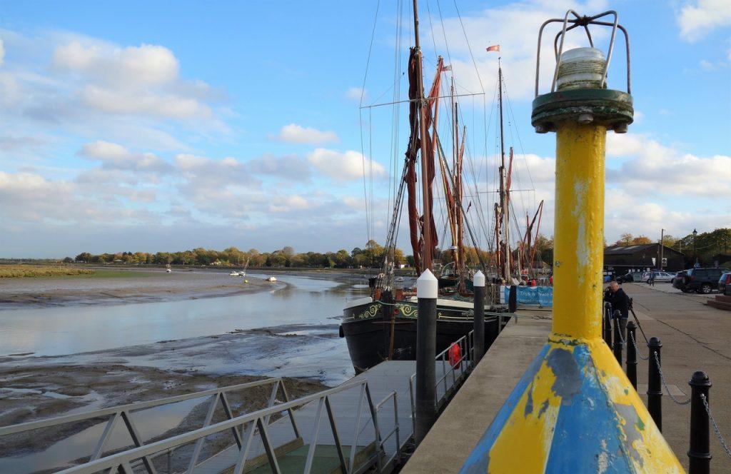 Coastal Road Trip, Maldon, Hythe Quay, Boats