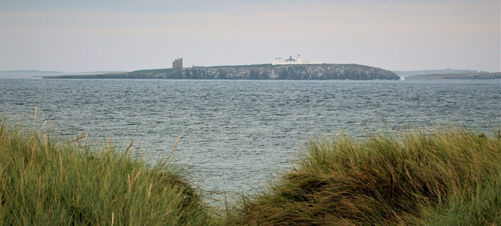 Coastal Road Trip, The Farne Islands, Inner Farne Lighthouse, National Trust