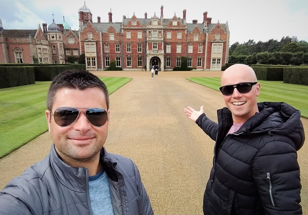 Coastal Road Trip, Sandringham, Queen, Julian, Jarno
