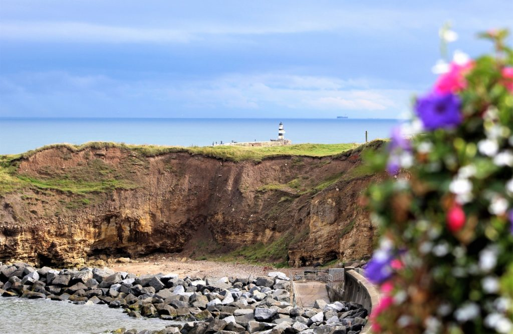 Coastal Road Trip, Seaham Beach, Seaham Lighthouse
