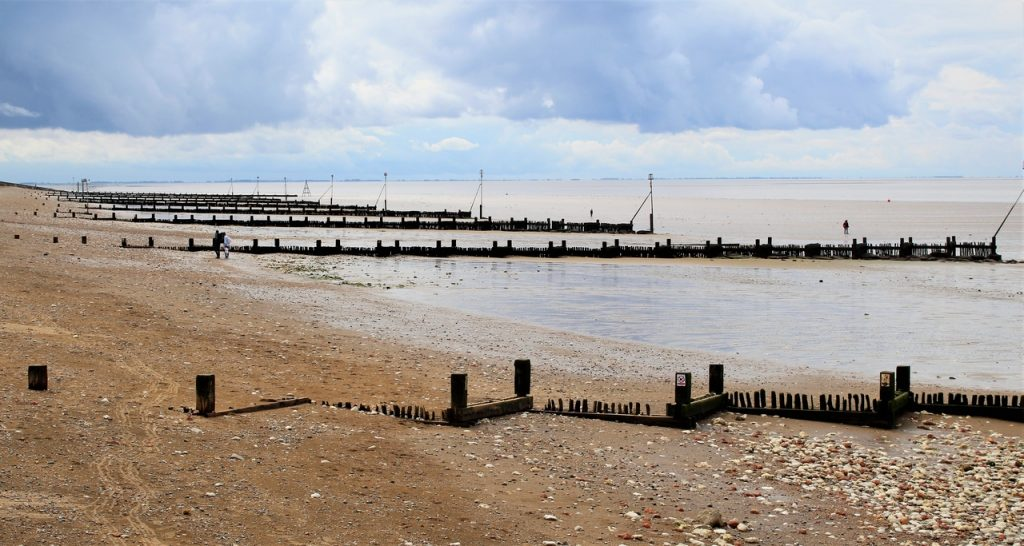 Coastal Road Trip, Hunstanton, Beach