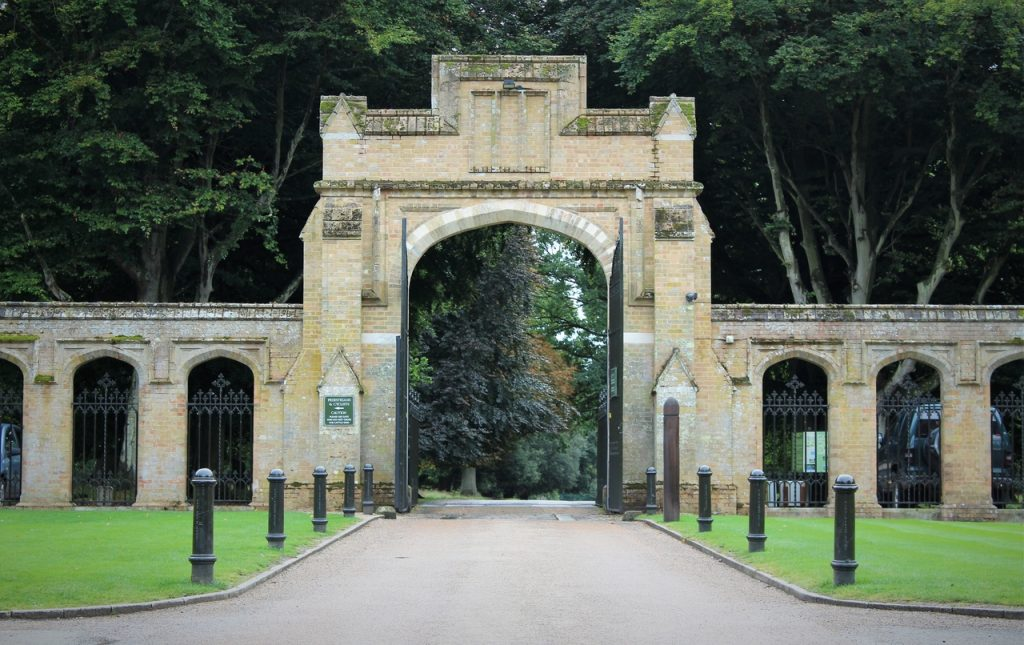 Coastal Road Trip, Holkham Hall, North Gate
