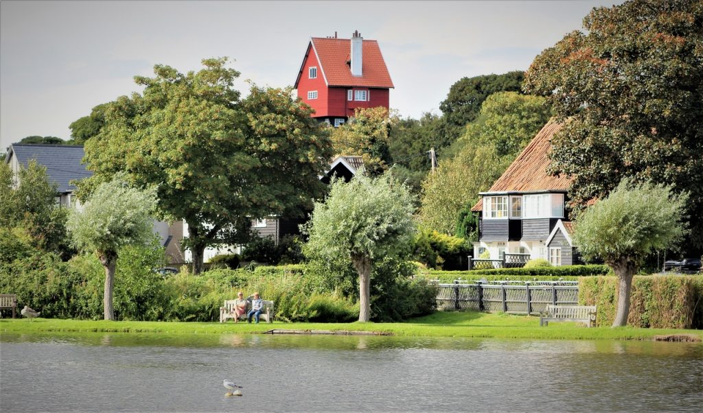Coastal Road Trip, Thorpeness, Meare, House in the Clouds, Leiston, Suffolk